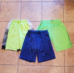 OLD NAVY Boys Shorts Large Lot of 3